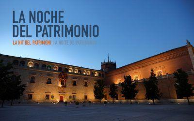 La Noche del Patrimonio 2020 en Alcalá de Henares