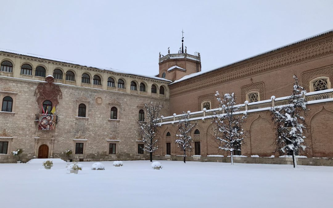 Obras De Emergencia En El Palacio Arzobispal De Alcalá De Henares