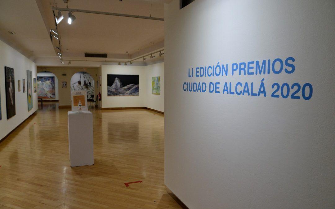 Alcalá Visual: Premios Ciudad de Alcalá 2020