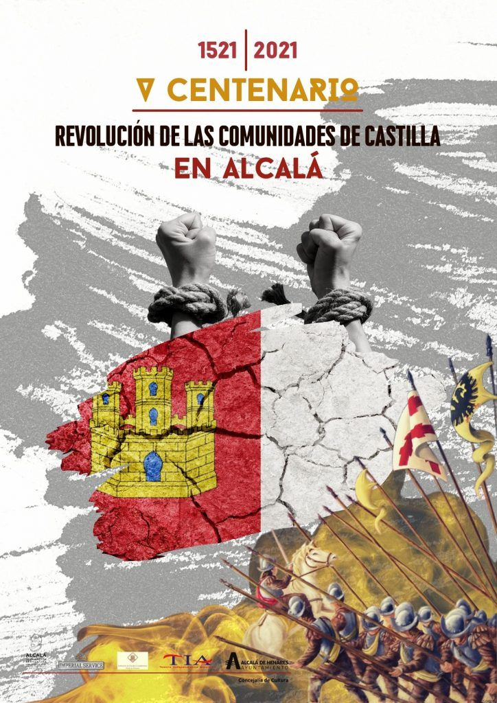 V Centenario Revolución de las Comunidades de Castilla en Alcalá