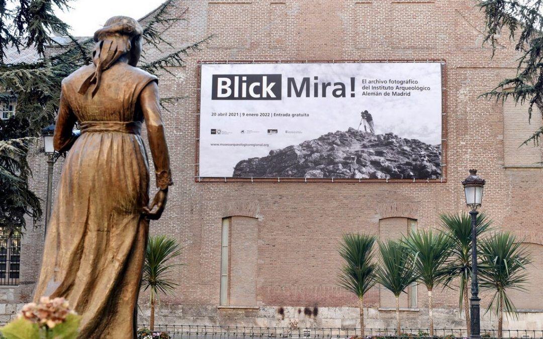 """""""Blick-Mira! El archivo fotográfico del Instituto Arqueológico Alemán"""""""