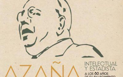 La exposición «Azaña: intelectual y estadista», en Alcalá de Henares