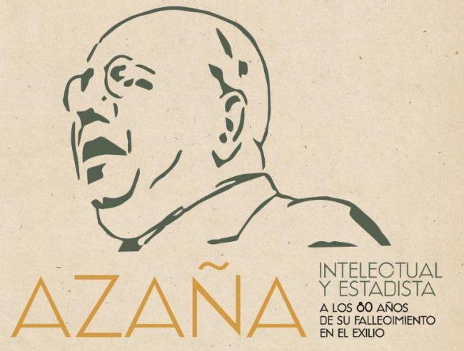 """Exposición """"Azaña: intelectual y estadista"""" en Alcalá de Henares"""