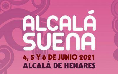 Alcalá Suena 2021: el festival de la música