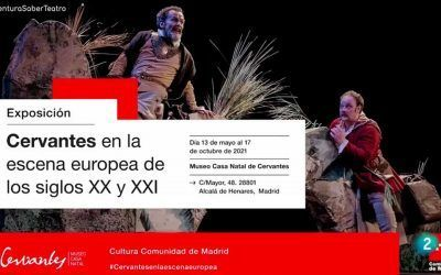 Cervantes en el teatro europeo (siglos XX y XXI)