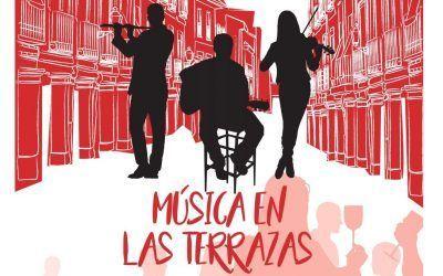 «Música en las terrazas» de Alcalá de Henares