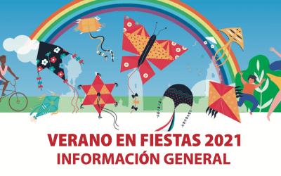 Programa completo Ferias 2021 en Alcalá de Henares